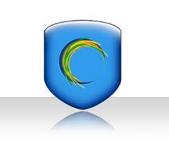 Giao diện phần mềm Hotspot Shield
