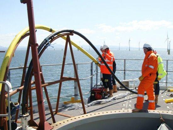 Tuyến cáp quang biển Liên Á - IA gặp sự cố lần đầu tiên trong năm nay do lỗi nguồn cấp cho thiết bị tại trạm cập bờ của tuyến cáp ở Singapore. (Ảnh minh họa: Internet)