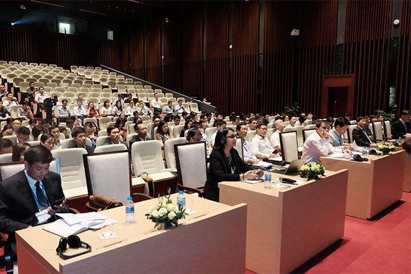 Các chuyên gia quốc tế chia sẻ kinh nghiệm triển khai mobile money với Việt Nam.