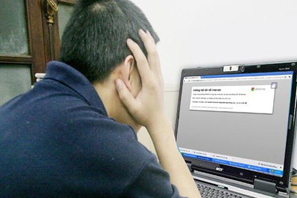 Cáp quang biển gặp vấn đề, người dùng Internet đối mặt nguy cơ mạng chậm.