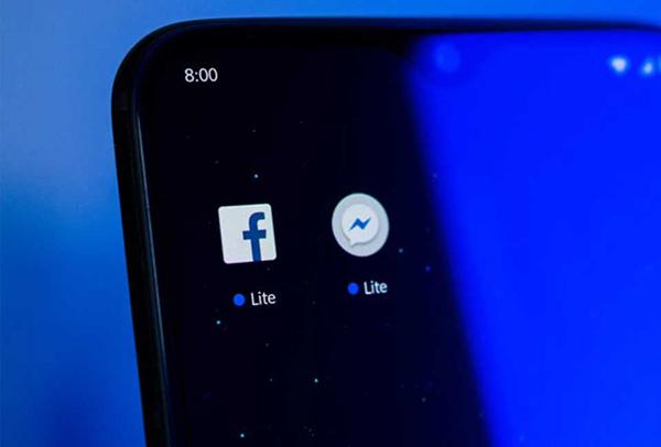 Người dùng cũng có thể chọn Facebook Lite hay Messenger Lite như một giải pháp tình thế.